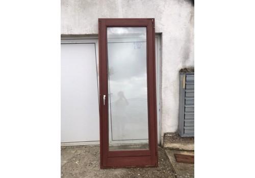 Terrace door double glazeed door H 223 x W 86 cm